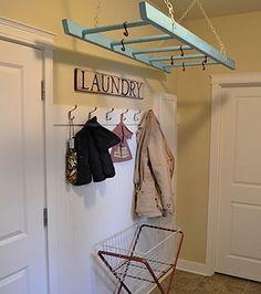 Salle de lavage: 10 fantaisies | CHEZ SOI