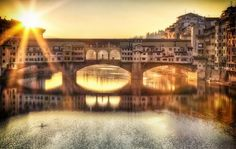 Florence, Italy. Gorgeous city, history, amazing food, great shopping, fun!