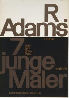 Armin Hofmann R. Adams, Skulptur, 7 Junge Englische Maler