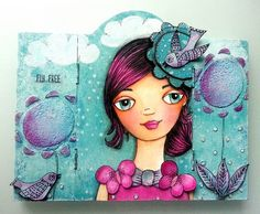 PaperArtsy: NEW PA Products {Feb 2016} Clare Lloyd