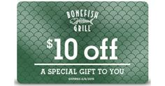 $10 Coupon for Bonef