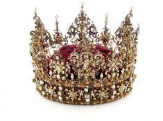 Kingdom of Denmark - Royal Crown of king Christian 4th 1596