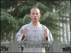 Shaolin Kung fu 18 Basic Movements  |  Training