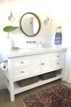 32 Brilliant Over the Toilet Storage Ideas that Make the Most of Your Space - The Trending House Boho Bathroom, Bathroom Renos, Bathroom Colors, Bathroom Furniture, Small Bathroom, Mermaid Bathroom, Bathroom Black, Bathroom Toilets, Decor Interior Design