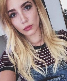 halsey 2015 blonde - Google Search