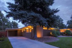 On the market: 1950s midcentury modern property in Denver, Colorado, USA