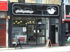 would love to visit - sz Of Cabbages & Kings / Knit with attitude - our new shop!