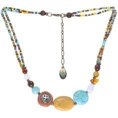 """Collar """"Manitoba Simple Necklace"""" de Nature Bijoux colección Manitoba"""