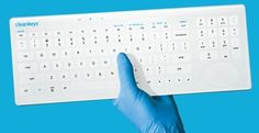 Cleanable Keyboard
