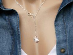 Snowflake braceletwinter weddingBest by tyrahandmadejewelry