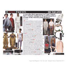 Paula Cheng featured in Vogue Italia  https://www.facebook.com/PaulaChengDesign