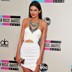 It's the AMAs' Sexiest Trend but Who's the Winner in White?