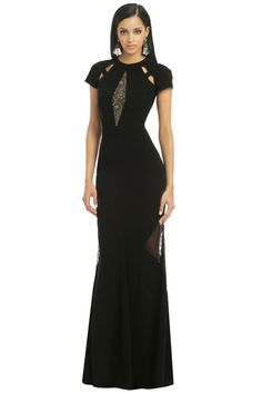 BIBHU MOHAPATRA Come Hither Gown