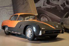 Abarth 209A Coupe (Boano)