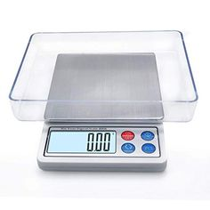 Objective 150kg X 100g Digital Scales Body Scale Red Backlight Multi-functional Kitchen Food Scales Electronic Weighing Tool Tools