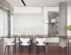 New York City Apartments On Pinterest Penthouse Apartment