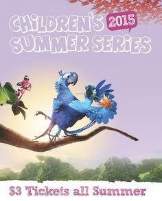$3 Movies at Studio Movie Grill    Children's Summer Series at Alpharetta & Duluth locations start May 25 through August 21 in which you can catch $3 movies During Studio Movie Grill Monday through Friday.The movies start at 11:00 a.m.  Use this link to for movie line up: https://www.studiomoviegrill.com/Movies.aspx