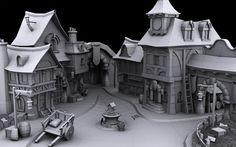 medieval town - Sök på Google