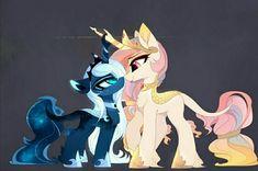 Drawfriend Stuff - BEST Drawings of Luna! My Little Pony Comic, My Little Pony Drawing, My Little Pony Pictures, Elissa, Arte Do Kawaii, My Little Pony Wallpaper, Celestia And Luna, My Little Pony Princess, Imagenes My Little Pony