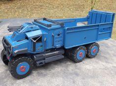 Custom GI Joe Cobra Goliath MRAP Transport Truck heavy hauler troop carrier #Hasbro