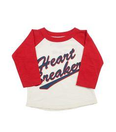 Baby Heart Breaker Jersey - Baby Boys - Shop - new arrivals | Peek Kids Clothing