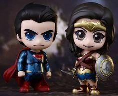 #Supreman and #WonderWoman