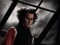 """Miles's Aesthetical Extravaganza... the Musical!: Color in """"Sweeney Todd"""" (2007)"""