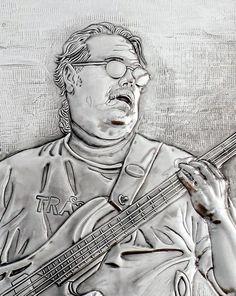 ArteyMetal: Retrato de Marcelino