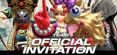 """Vídeo gameplay de The King of Fighters XIV con el """"Team Official Invitation""""."""