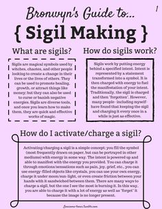 Sigil Athenaeum — lonesome-bones: My guide on sigils; Witch Spell Book, Witchcraft Spell Books, Green Witchcraft, Magick Spells, Healing Spells, Wiccan Magic, Wiccan Witch, Witch Spells Real, Real Witches