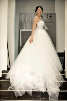 Wedding dress bridal dress  |  Galia Lahav - Haute Couture  #wedding #dresses #bridal