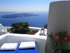 ღღ Santorini Images from the Iconic Santorini Imerovigli