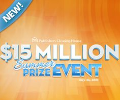 PCH Prize Patrol with a Big Check, Champagne and Balloons Instant Win Sweepstakes, Online Sweepstakes, Win Online, Lotto Winning Numbers, 10 Million Dollars, Win For Life, Winner Announcement, Lottery Winner, Publisher Clearing House