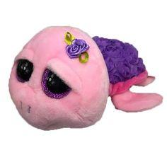 Original Ty Beanie Boos Big Eyes Plush Toy Doll Husky Cat Owl Unicorn TY  Baby Kids 267397455edd