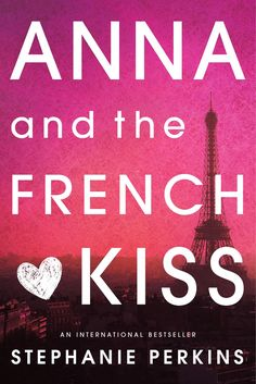 Anna and the French Kiss by Stephanie Perkins (Excerpt) http://issuu.com/penguinteen/docs/anna_and_the_french_kiss_sample/1- I normally hate romance books but I loved this one I highly recommend reading it