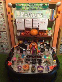 Easy Diy Garden Projects You'll Love Halloween Kitchen, Halloween Math, Halloween Activities, Autumn Activities, Halloween Themes, Eyfs Activities, Nursery Activities, Toddler Activities, Nursery Practitioner