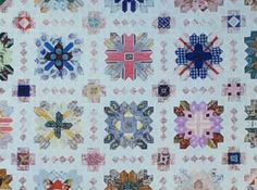 Lucy Boston 'Patchwork of the Crosses' tutorial – PART 1