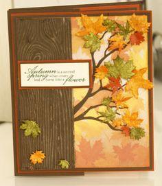 Autumn Morning Collection #SaraDavies #papercrafting #Crafts #Hobbies #Arts…