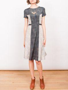 Gretchen Jones Serpentine Dress