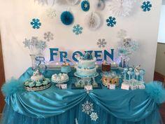 Frozen (Disney) Birthday Party Ideas | Photo 15 of 17