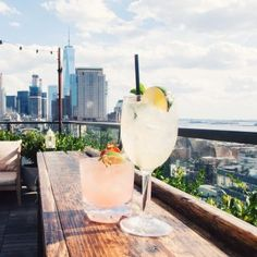 8 Waterfront Rooftops To Finish Out The Summer - 2016