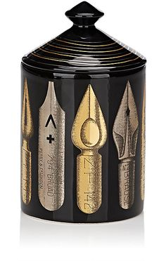 We Adore: The Pennini Lidded Candle from Fornasetti at Barneys New York