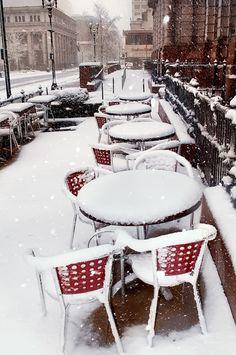 vvv winter cafe