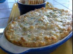 Crab Rangoon Dip -  Ingredients: 2 cups crab meat 16 oz. cream cheese (2 blocks) 1/2 cup sour cream 4 green onions, chopped 1 1/2 tsp. Worcestershire sauce 2 Tbsp powdered sugar 1/2 tsp garlic powder 1/2 tsp lemon juice  Directions: 1. First, soften the cream cheese in the microwave for about a minute. 2. Chop your green onions. Add them and your two cups of crab meat . 3. Add the sour cream, Worcestershire sauce, powdered sugar, garlic powder and lemon juice.  bake for 30 mins at 350…