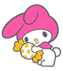 Hello Kitty and Friends: My Melody
