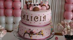 Alicia's cake b-day❤