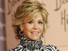 Collection of Jane Fonda Shag Cut Jane Fonda Hairstyles, Shag Hairstyles, Feathered Hairstyles, African Hairstyles, Latest Hairstyles, Short Layered Hairstyles, Over 60 Hairstyles, Short Hair With Layers, Short Hair Cuts