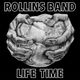 Originally released in 1987, Life Time is the full-length debut by Rollins Band. This reissue – released on Rollins' 2.13.61 label – has been remastered for vinyl by TJ Lipple and includes updated artwork by Jason Farrell. The record contains a complimentary digital download coupon for the nine original album songs plus four tracks recorded live in Kortrijk, Belgium on October 16, 1987.