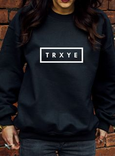 TRXYE jumper Troye Sivan - I love Trxye!
