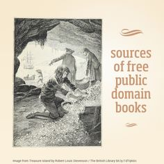 25 Sources of free public domain books.This is an updated list of sites that offer free public domain books in electronic and audio format Free Books, Good Books, Books To Read, Public Domain Books, Award Winning Books, Book Images, Book Lists, Reading Lists, Classic Books
